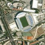 Stadion in Marseille