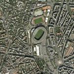 Stadion in Paris