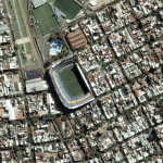 Stadion in Buenos Aires