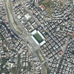 Stadion in Genua